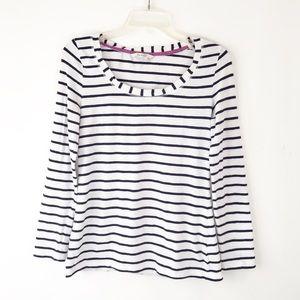 BODEN Hamptons Stripe Tee WL831 Long Sleeve Top-8